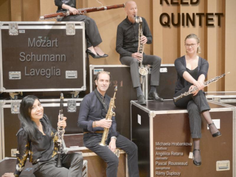 Kairos reed quintet – 30 Novembre