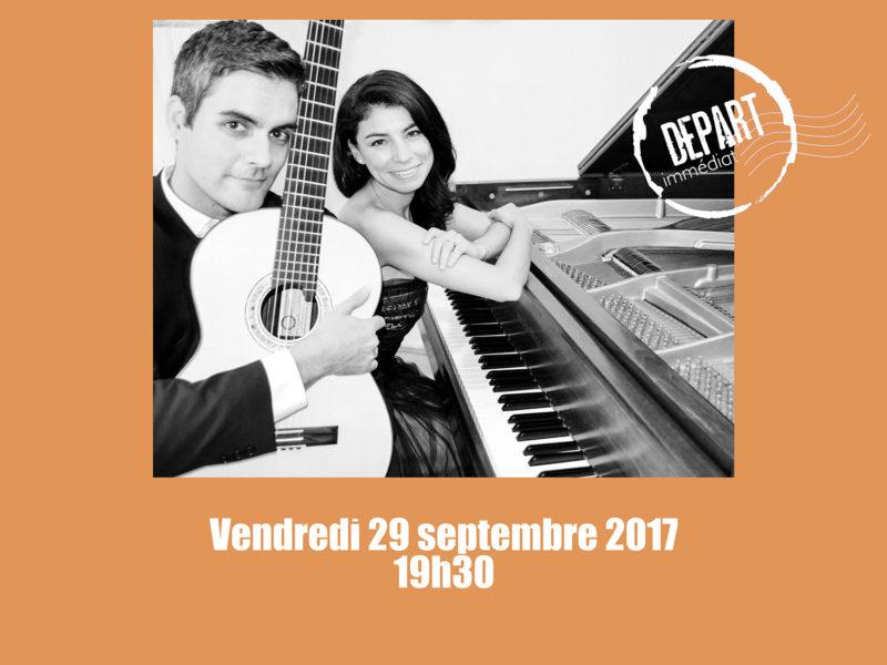 Manuel M. Ponce : Mexico – Paris, Aller / Retour – 29 Septembre