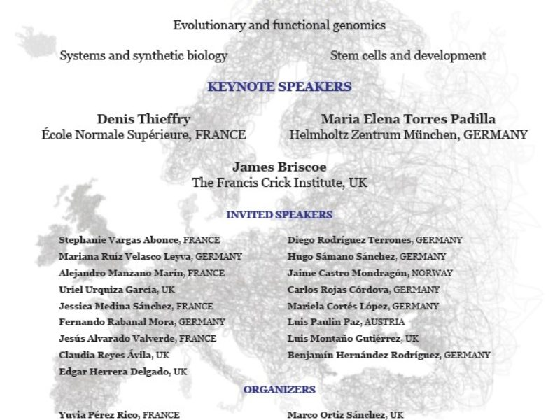 European LCG – Symposium UNAM – 19, 20 avril