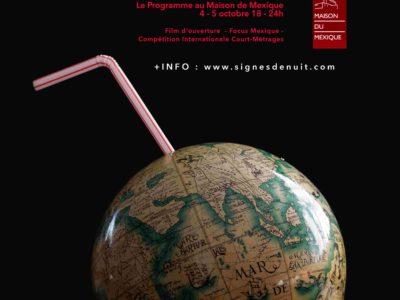 Festival International Signes de nuit – 4 et 5 octobre 2018