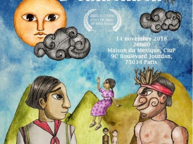 Court métrage «Mythes et légendes des peuples autochtones de Chihuahua, Mexique», 14 novembre 2018 – 20h00