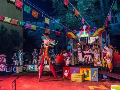 «Les cadeaux pour le petit Jésus» Ballet « Folklore de Mexico» Pastorela Mexicaine, 8 décembre 2018 – 18h30