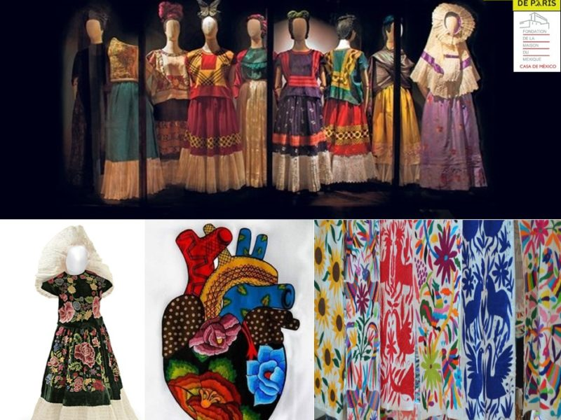 Cycle de conférences Raconte-moi… « The fashion of plagiarism: Theft and appropriation of Mexican indigenous designs», par Samahi Villegas – vendredi 26 avril 2019 – 19h30