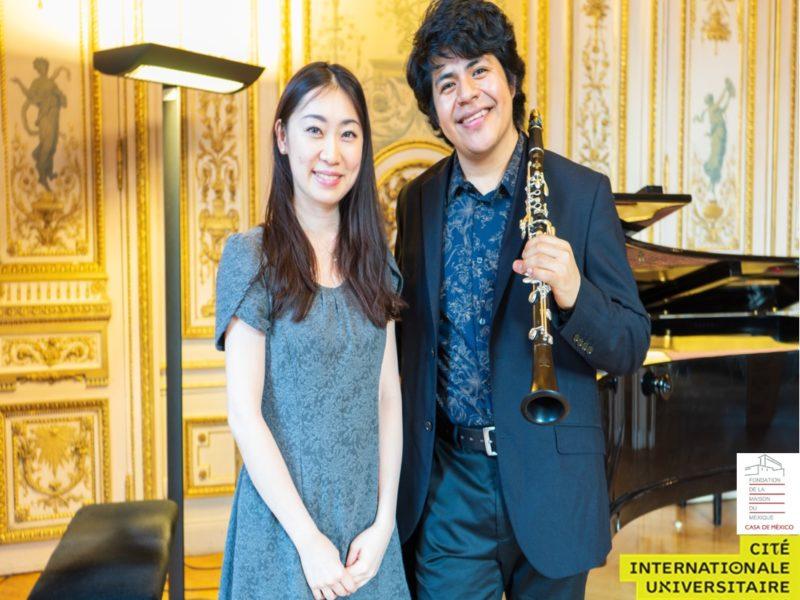 Récital Clarinette et Piano, samedi 11 mai – 19h30