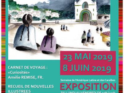Expo A la découverte de Chiapas, regards croisés du 23 mai au 8 juin 2019