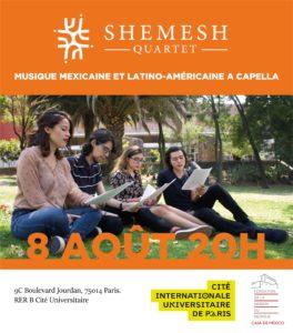 Shemesh 8 aout