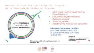 Presentación 9 oct Casa de México