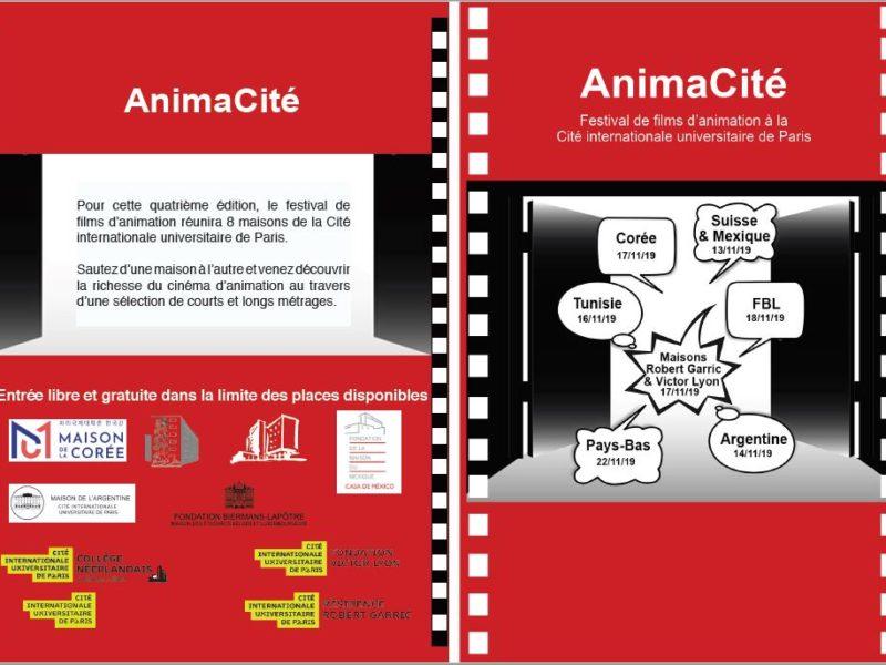 Animacité, projection du court-métrage «Dejarse crecer el cuerpo», 13 novembre 2019, 20h à la Fondation Suisse