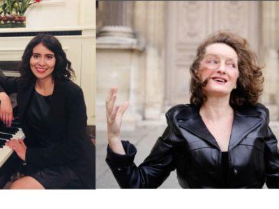 Concert Franco-Espagnol-Mexicain, mardi 24 mars 2020 – 19h30