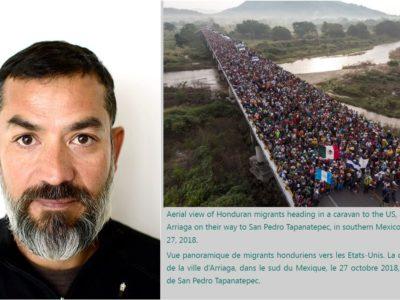 """Exposition """"Migration: images à l'intérieur d'un enjeu continental"""" du 26 mars au 9 avril 2020"""