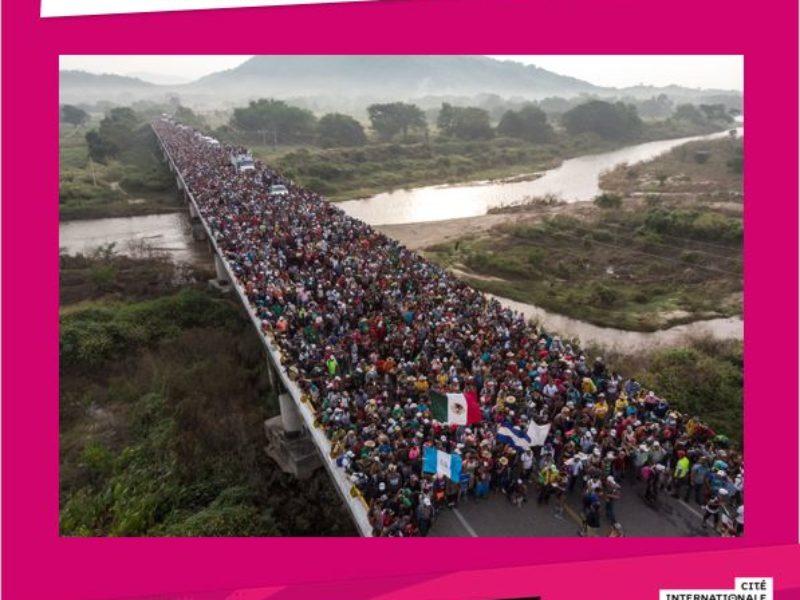 """Exposition """"Migration: images à l'intérieur d'un enjeu continental"""" , jeudi 26 mars 2020 – 19h"""